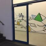 Tapeart Workshop im LAZ von ThyssenKrupp Presta mit DUMBO AND GERALD