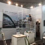 _TAPE_ART_Automotive TestingExpo_Stuttgart_Messestanddesign_Dekra_2019_DUMBOANDGERALD_Stuttgart