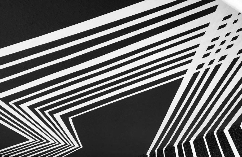 TAPE-ART-Bürogestaltung-Dekra-geometrische-DUMBOANDGERALD-Design-Stuttgart